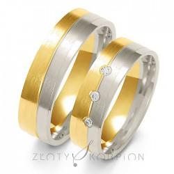 Snubní prsteny A-228