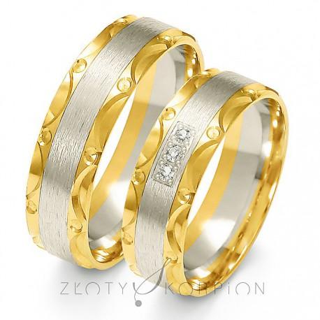 Snubní prsteny A-230