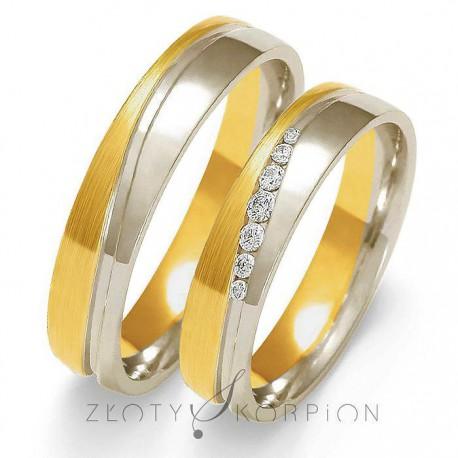 Snubní prsteny OE-222
