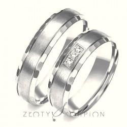 Snubní prsteny B-106