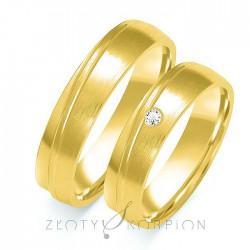 Snubní prsteny B-109