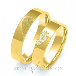 Snubní prsteny B-110
