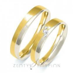 Snubní prsteny B-202