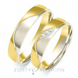 Snubní prsteny B-203