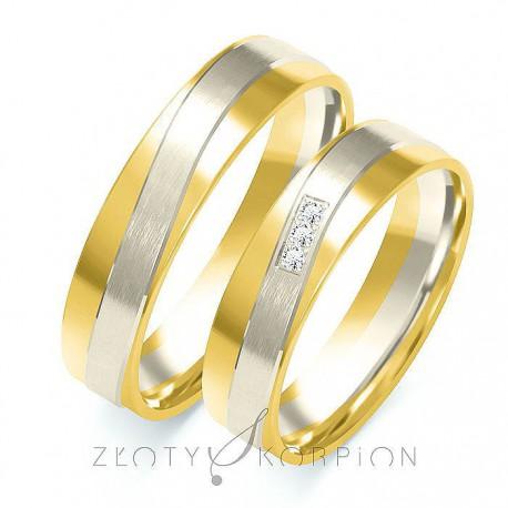 Snubní prsteny B-206