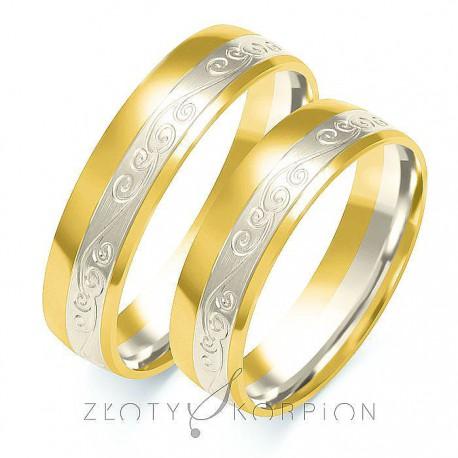 Snubní prsteny B-207