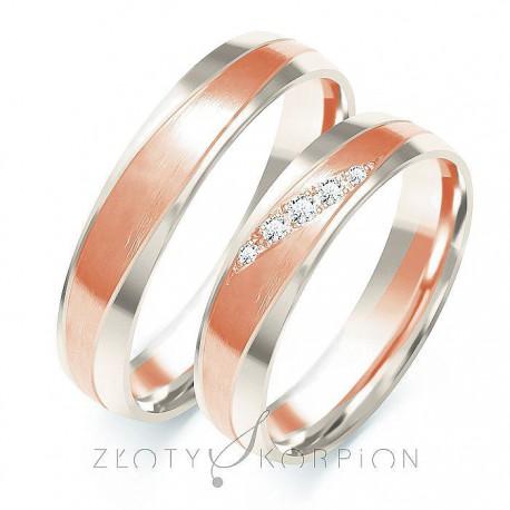 Snubní prsteny B-208