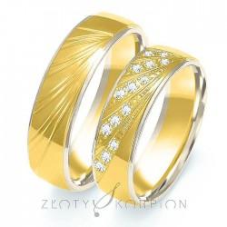 Snubní prsteny B-209