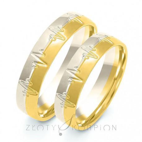 Snubní prsteny B-211