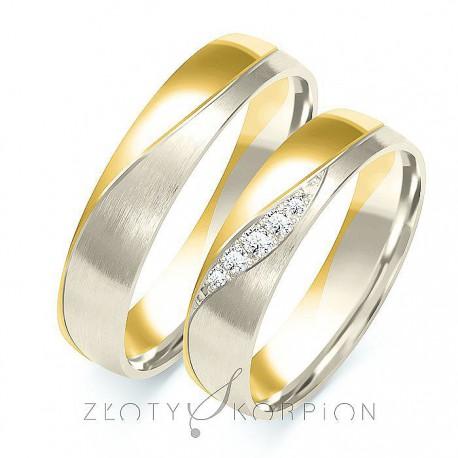 Snubní prsteny B-212