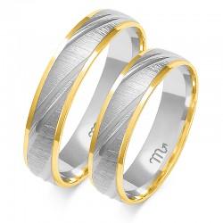 Snubní prsteny A-227
